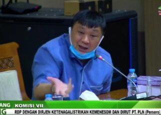 Target Indonesia Terang 2022, Rico Sia Minta PT PLN Terangi Seluruh Desa di Papua Barat Dengan SPEL Dan APDAL 18 Screenshot 20210528 192503 Video Player