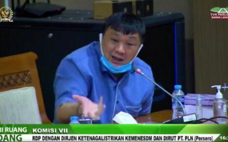 Target Indonesia Terang 2022, Rico Sia Minta PT PLN Terangi Seluruh Desa di Papua Barat Dengan SPEL Dan APDAL 5 Screenshot 20210528 192503 Video Player