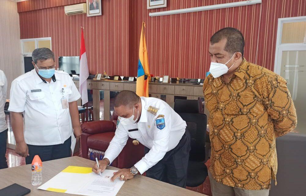 KPK Dorong Pejabat Manokwari Kembalikan Aset Negara Saat Tak Lagi Menjabat 1 20210603 214107