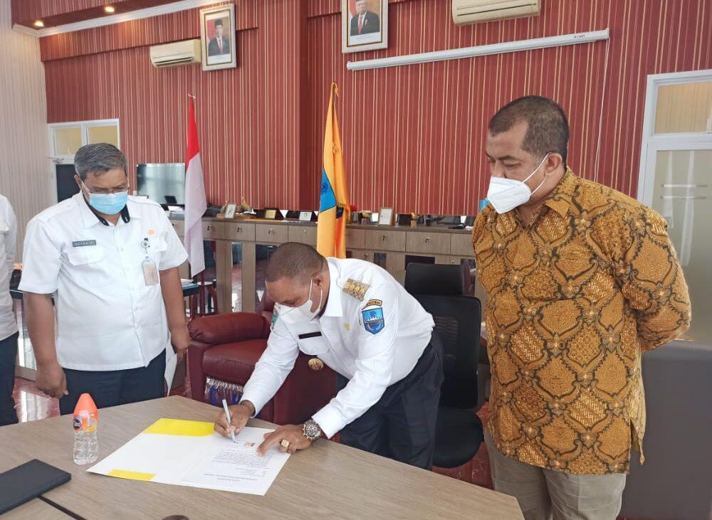 KPK Dorong Pejabat Manokwari Kembalikan Aset Negara Saat Tak Lagi Menjabat 4 20210603 214107
