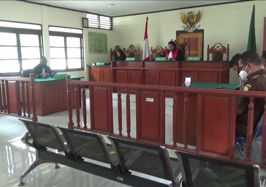 Pengadilan Negeri Sorong Tolak Gugatan Praperadilan LP3BH 5 IMG 20210603 WA0027