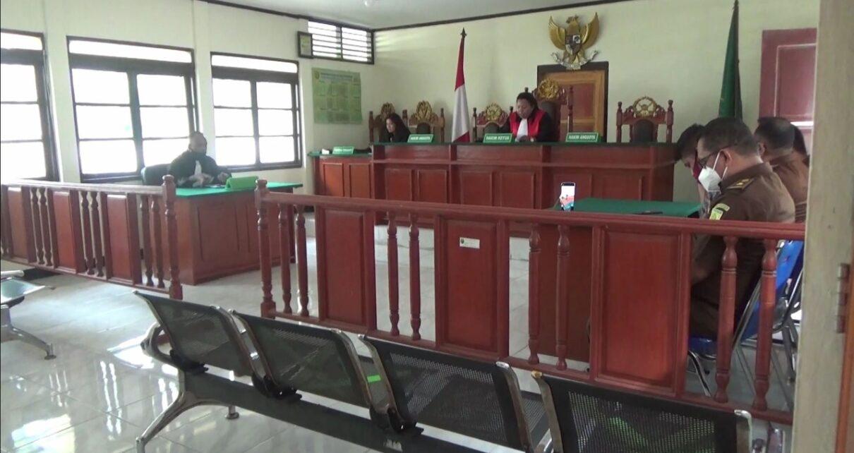 Pengadilan Negeri Sorong Tolak Gugatan Praperadilan LP3BH 1 IMG 20210603 WA0027