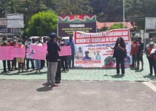 Tak Puas, Keluarga Korban Pembunuhan di Aifat Minta Kejari Sorong Bersikap Adil 15 IMG 20210607 WA0040