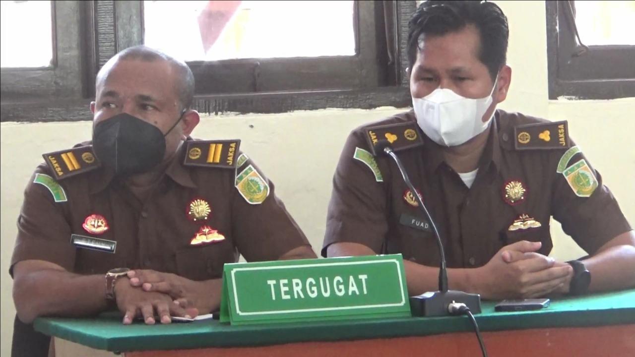 Penetapan Tersangka Pusling Tambrauw Dinyatakan Tidak Sah 4 IMG 20210608 WA0045