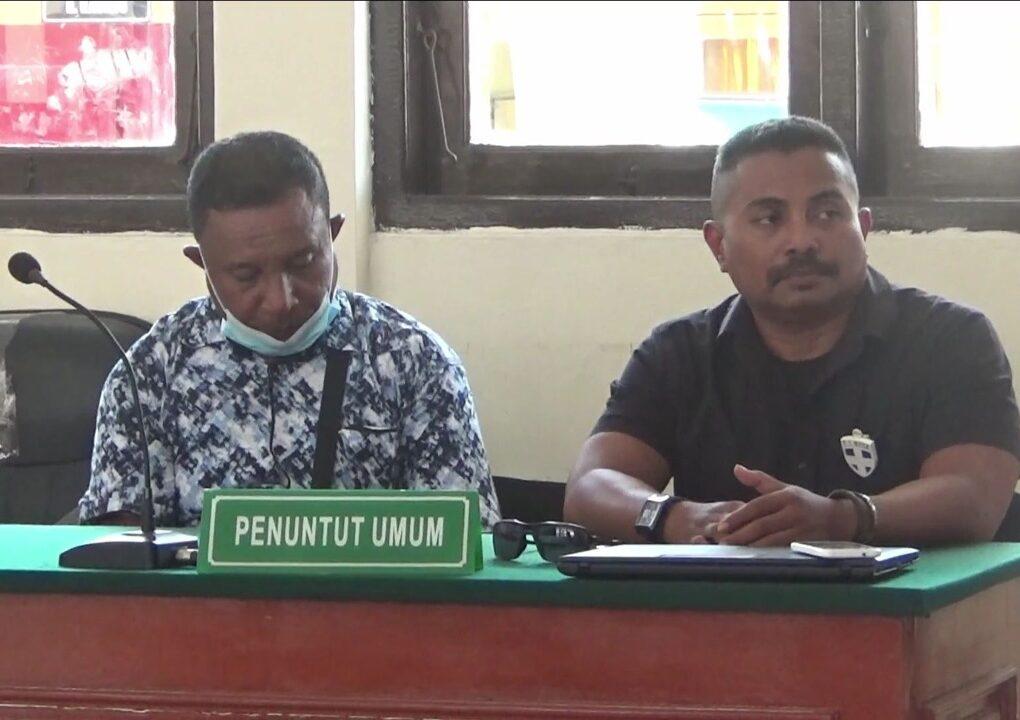 Penetapan Tersangka Pusling Tambrauw Dinyatakan Tidak Sah 10 IMG 20210608 WA0046