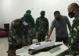 Jaga Kamtibmas Tetap Aman, Warga Sorsel Serahkan Senpi Mauser M59 Bersama 69 Amunisi 6 IMG 20210612 WA0008