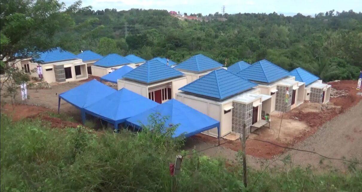 28 Unit Rumah Layak Huni Untuk Suku MOI Diresmikan 1 IMG 20210618 WA0069