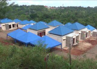 28 Unit Rumah Layak Huni Untuk Suku MOI Diresmikan 13 IMG 20210618 WA0069