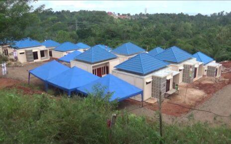 28 Unit Rumah Layak Huni Untuk Suku MOI Diresmikan 4 IMG 20210618 WA0069