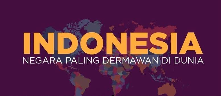 Indonesia Negara Paling Dermawan di Dunia 1 IMG 20210615 1