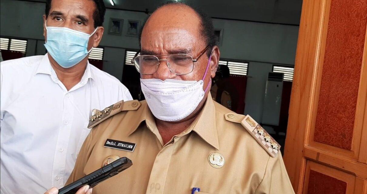 Walikota: Tiap Kepala Daerah Harus Buka Posko di Bandara DEO, Jangan Bebani Satgas Kota Sorong 1 IMG 20210706 WA0067