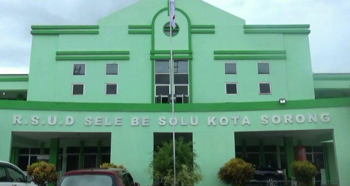 108 Nakes Dari 3 RS Dan Puskesmas Kota Sorong Terpapar Covid-19, Pelayanan Pasien Umum Ditutup 1 IMG 20210708 WA0046