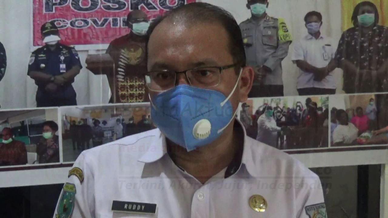 108 Nakes Dari 3 RS Dan Puskesmas Kota Sorong Terpapar Covid-19, Pelayanan Pasien Umum Ditutup 4 IMG 20210708 WA0052