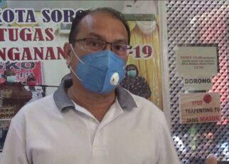Terkonfirmasi Covid di Kota Sorong Melonjak Lagi, Masyarakat Diminta Perketat Prokes 12 IMG 20210716 WA0042