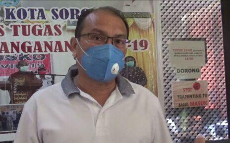 Terkonfirmasi Covid di Kota Sorong Melonjak Lagi, Masyarakat Diminta Perketat Prokes 4 IMG 20210716 WA0042