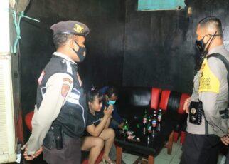 16 Warga Dalam 1 Bar Terjaring Operasi Yustisi Satgas Covid-19 Kota Jayapura 26 FB IMG 1628216325836
