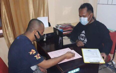 Polisi Limpahkan Tiga Tersangka ke Kejaksaan Jayapura Secara Online 7 FB IMG 1628254680118