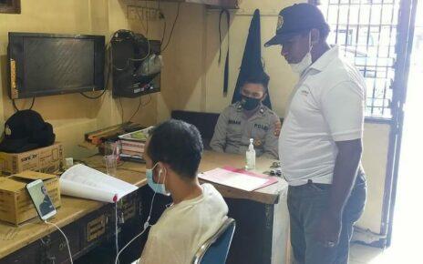 Pelaku Pencurian di Bar Scarlet Diserahkan Penyidik Secara Virtual ke Kejaksaan Jayapura 10 FB IMG 1629810101010