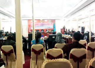 DPRD Kabupaten R4 Bahas Raperda LKPD Audit BPK Tahun Anggaran 2020 24 IMG 20210806 WA0038