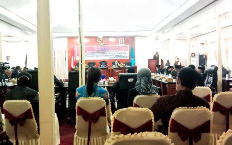 DPRD Kabupaten R4 Bahas Raperda LKPD Audit BPK Tahun Anggaran 2020 2 IMG 20210806 WA0038