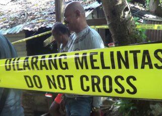 Cegah Hal Yang Tak Diinginkan, Polsek Sorong Kepulauan Police Line Sumur Warga di Doom 17 IMG 20210808 WA0062