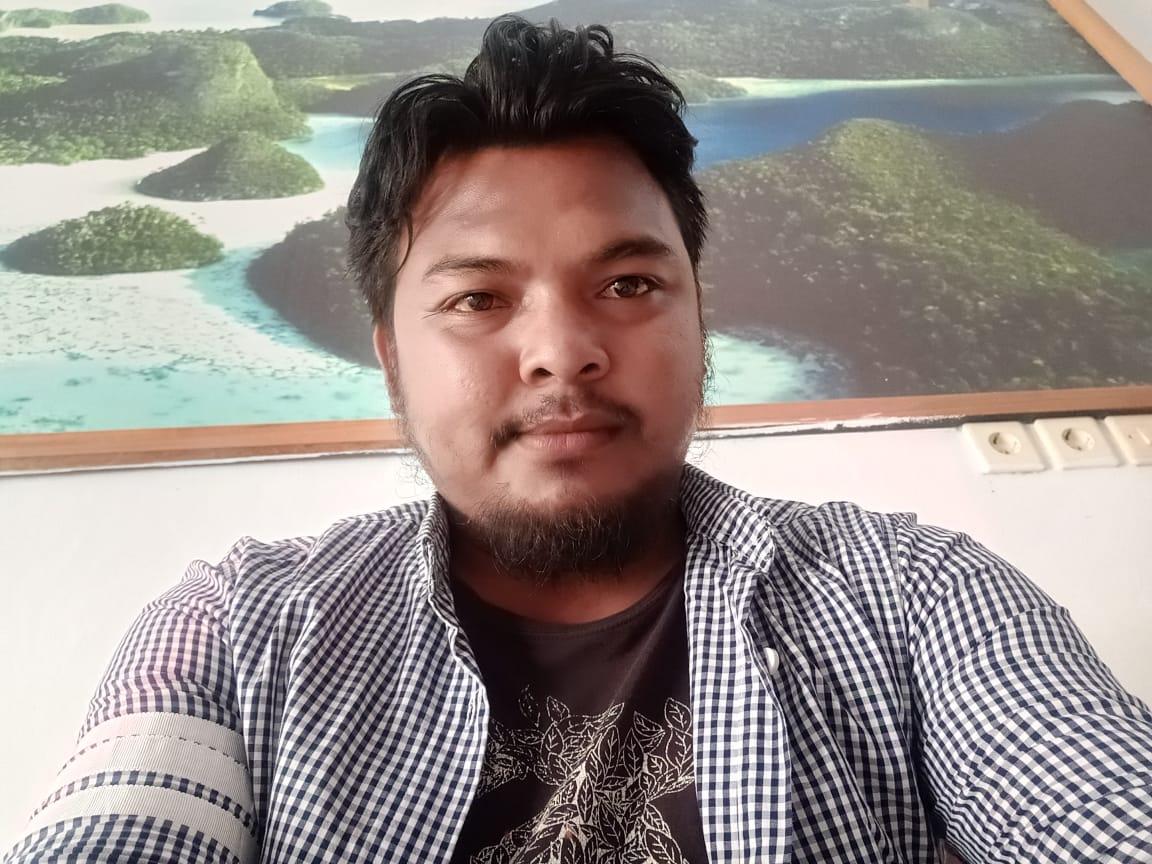 Mansyur Syahdan, Satu Dari 10 ASN R4 Yang Terima Piagam Penghargaan Satya Lencana 2 IMG 20210810 WA0069