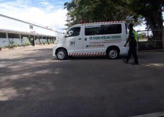 Pasien Covid-19 Yang Dirawat di RSRC Kota Sorong Semakin Berkurang 11 IMG 20210811 WA0027