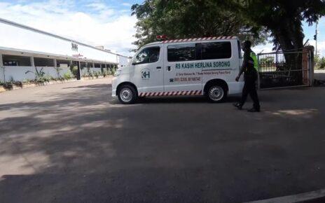 Pasien Covid-19 Yang Dirawat di RSRC Kota Sorong Semakin Berkurang 4 IMG 20210811 WA0027