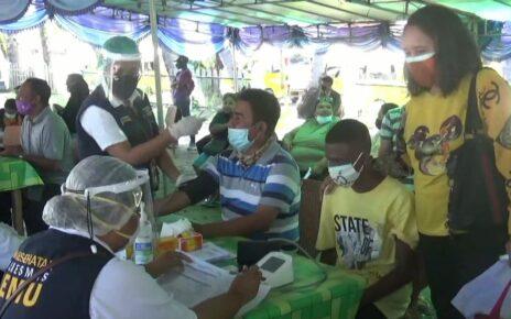Kejar Target, Pemprov Papua Barat Gelar Vaksinasi di Terminal Remu Sorong 3 IMG 20210812 WA0035