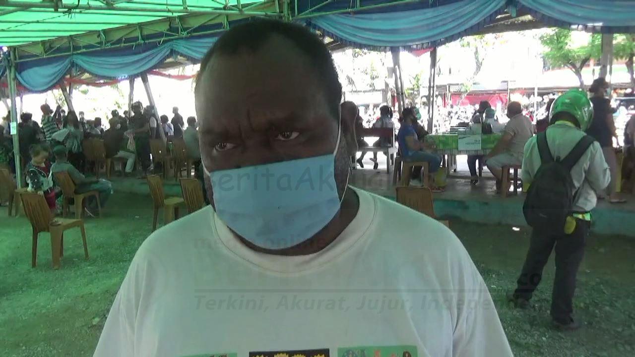 Kejar Target, Pemprov Papua Barat Gelar Vaksinasi di Terminal Remu Sorong 5 IMG 20210812 WA0050