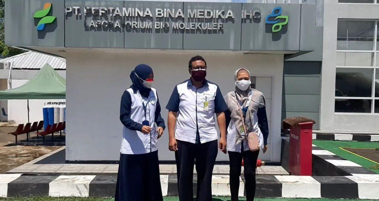 RS Pertamina Sorong Tetapkan Harga PCR 525 Ribu 1 IMG 20210819 WA0122