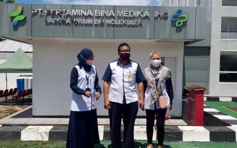 RS Pertamina Sorong Tetapkan Harga PCR 525 Ribu 4 IMG 20210819 WA0122