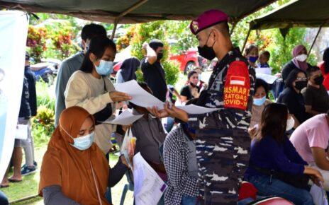 Serbuan Vaksinasi Korps Marinir TNI AL Disambut Antusias Warga Aimas 10 Screenshot 20210809 224552 Gallery