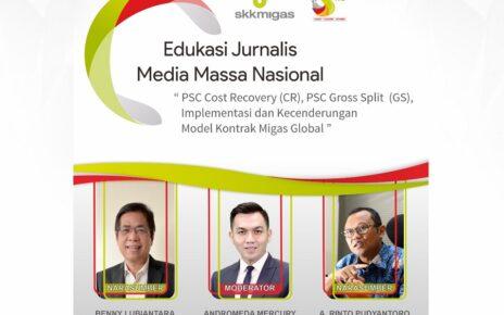 SKK Migas Gelar Edukasi Jurnalis Tingkatkan Pemahaman Tentang Hulu Migas 3 edukasi jurnalis 1