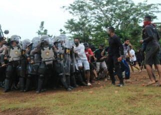 Siap Amankan PON Dan Peparnas, Polresta Jayapura Kota Gelar Simulasi Sispamkota 18 FB IMG 1631099503457