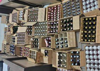 Nekat Jual Ratusan Botol Miras Saat PON XX, H Ditangkap Polisi 16 FB IMG 1632738716004