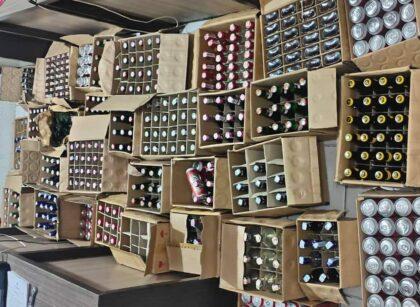 Nekat Jual Ratusan Botol Miras Saat PON XX, H Ditangkap Polisi 9 FB IMG 1632738716004