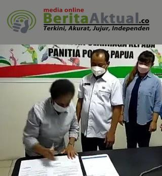 Dukung PON XX Papua, BP Indonesia Bersama SKK Migas Kucurkan 400 Juta 4 FB IMG 1633011923181