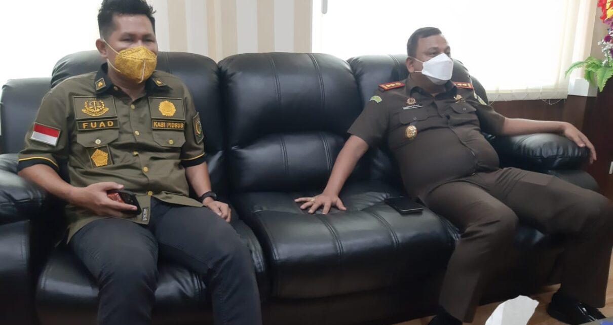 Sekda Kota Sorong Diperiksa Sebagai Saksi Kasus Dugaan Korupsi ATK 1 IMG 20210901 WA0030