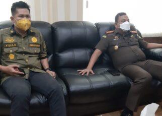 Sekda Kota Sorong Diperiksa Sebagai Saksi Kasus Dugaan Korupsi ATK 16 IMG 20210901 WA0030