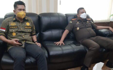 Sekda Kota Sorong Diperiksa Sebagai Saksi Kasus Dugaan Korupsi ATK 4 IMG 20210901 WA0030