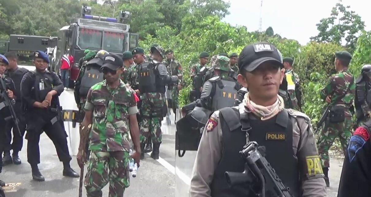 Pangdam XVIII Kasuari: Situasi Keamanan di Papua Barat Kondusif, Kampung Kisor Maybrat Aman 1 IMG 20210902 WA0052