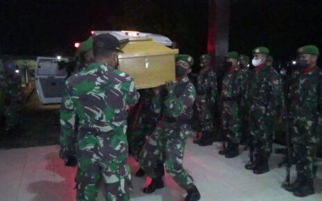 Tiba di Sorong, Jumat Siang Jenazah 4 Anggota TNI Yang Gugur di Maybrat Dipulangkan 3 IMG 20210903 WA0003