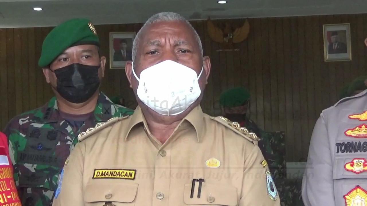 Isak Tangis Gubernur, Pangdam Dan Kapolda Papua Barat Melepas Keberangkatan 4 Prajurit TNI 5 IMG 20210903 WA0059
