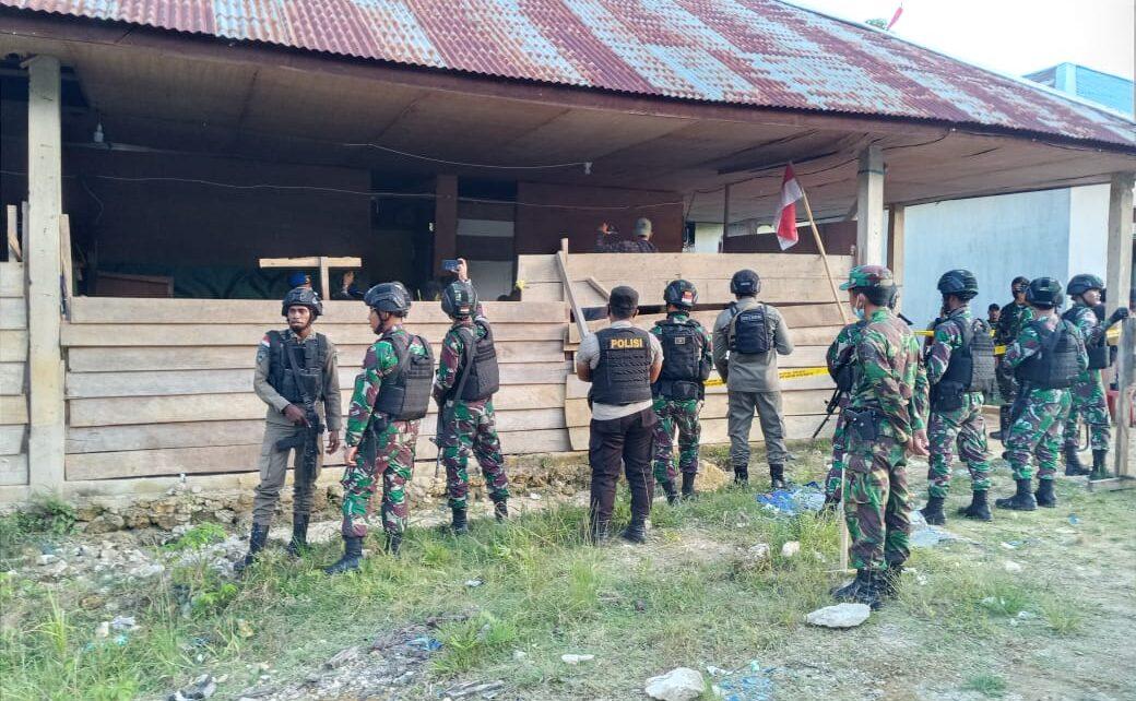 Ini Motif Penyerangan Posramil Kampung Kisor Maybrat Hingga 4 TNI Gugur 1 IMG 20210906 WA0029