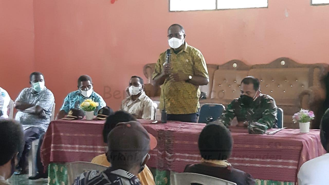 Pemda Maybrat Data Ulang Warga 9 Kampung Yang Ungsi ke Hutan Dan Distrik Lain 4 IMG 20210910 WA0021