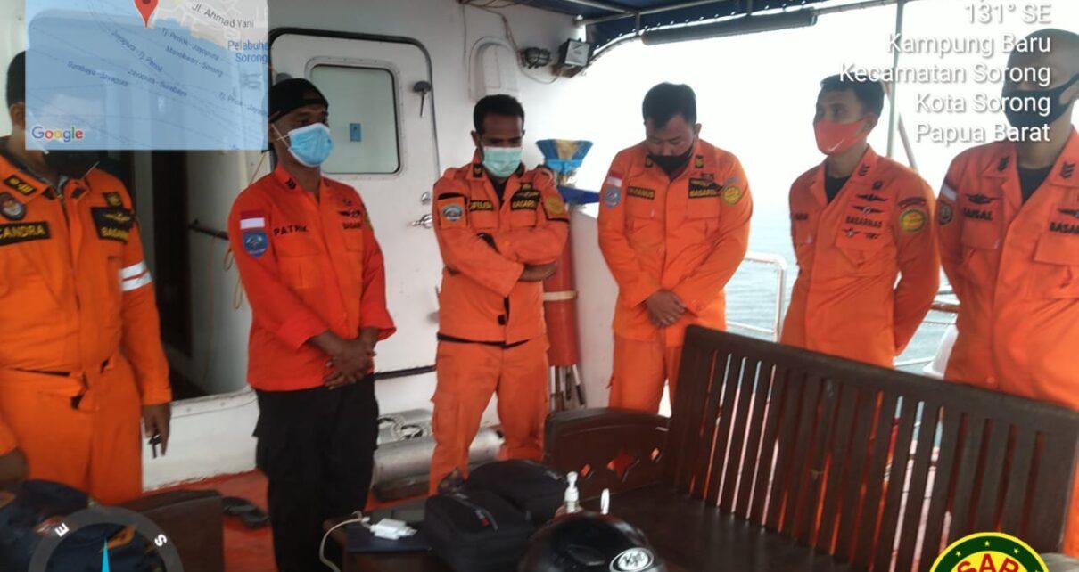 Jatuh Dari Kapal, ABK KM Aspak 15 Hilang di Perairan Misool Raja Ampat 1 IMG 20210911 WA0126