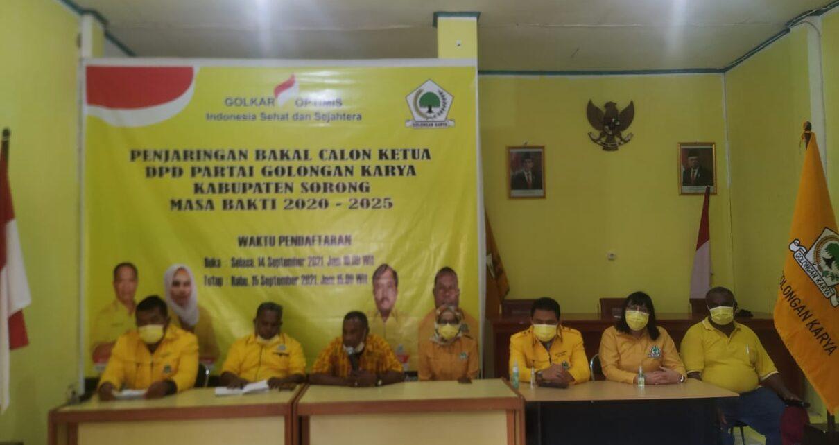 """Siapa Yang Layak"" Incar Kursi Ketua Golkar Kabupaten Sorong 5 IMG 20210913 WA0043"