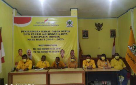 """Siapa Yang Layak"" Incar Kursi Ketua Golkar Kabupaten Sorong 3 IMG 20210913 WA0043"