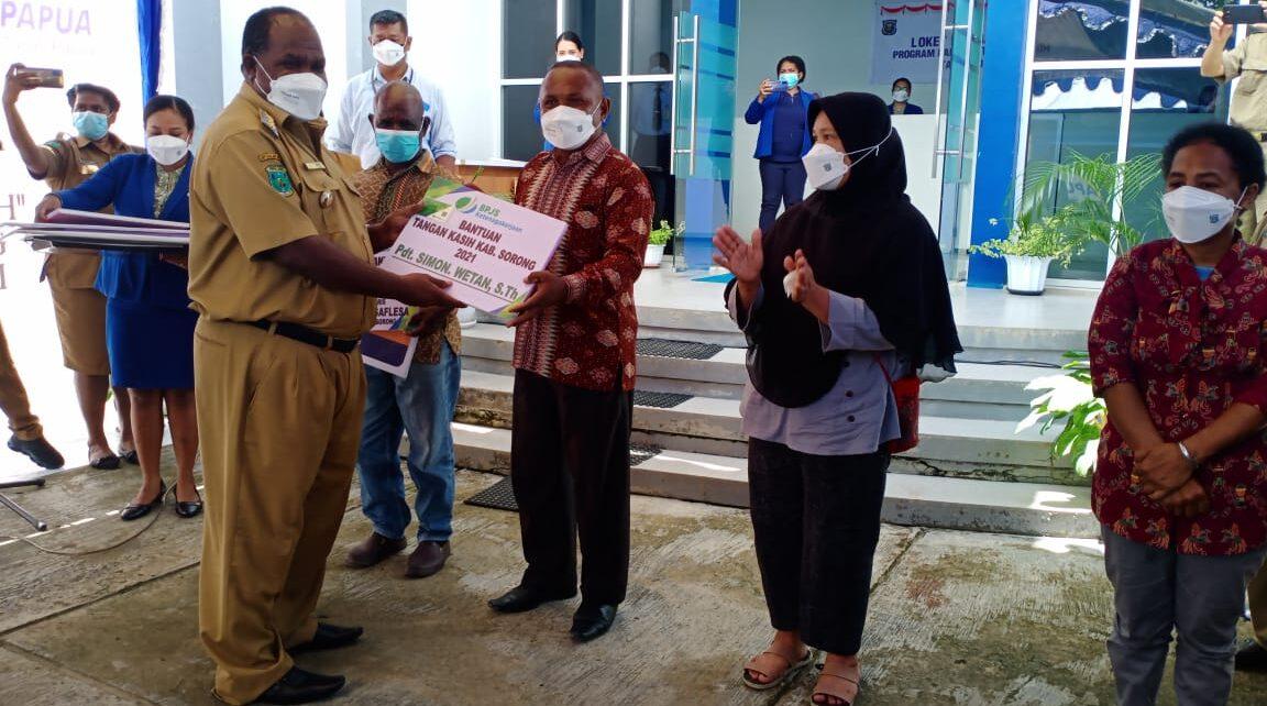 3,6 Miliar Digelontorkan Kepada 4.000 Pekerja Dalam Bantuan Tangan Kasih 1 IMG 20210913 WA0051